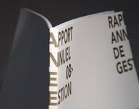 Rapport Annuel de Gestion MCCCF | Proposition