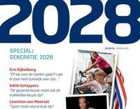 Magazine 2028, 2e editie - 2011