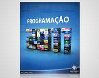Revista Programação 2011 Record (3d Brenno Rennan)