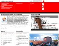Website: Amsterdam.nl/2028 - 2011