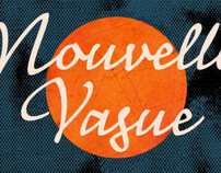 Nouvelle Vague typeface