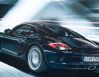 PORSCHE, Strategic Positioning, Print Redesign