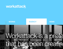 Workattack Website