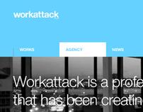Workattack Website