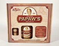 Papaw's Grilling Kit