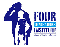 "LOGO/BRAND DESIGN - ""The Four Generations Institute"""