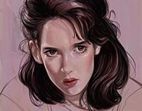 Winona Ryder- Heathers 1988