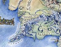 Tolkien Maps