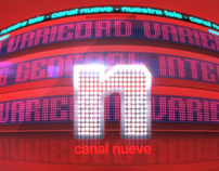 Canal Nueve, Nuestra Tele
