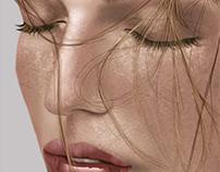 Digital Painting Portrait