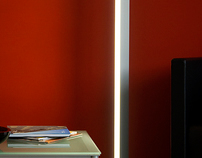 LINEA | Stand luminaire