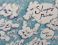 No character magazine -Sleeping painter-