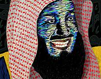 Digital Portrait of Sheikh Mufti Ismail Musa Menk