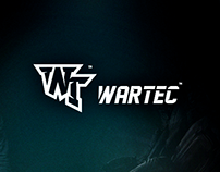 'Wartec Wear' Logo