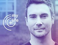 Viiv My Life+ iPhone app