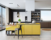 Kitchen - AD project - Italy