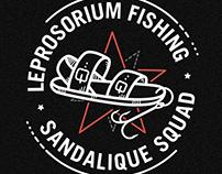 Leprosorium Fishing Club Logo