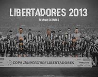 Libertadores 2013 - Remanescentes