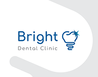 Social media creative campaign for Bright Dental clinic