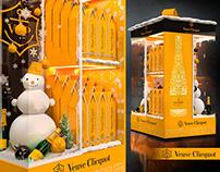 Veuve Clicquot Winter Installation