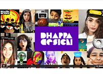 Dhappa Design - UI