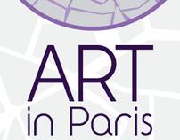 Infographic-Art in Paris