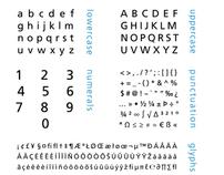 Type Brochures