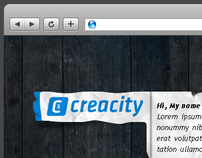 Creacity Portfolio Design