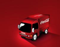Coca-Cola® Digital Semangat Truck