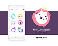 Mitsuko stickers - Sticker Place
