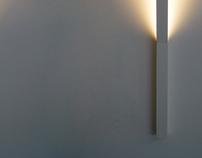 TRACE | Wall mounted luminaire