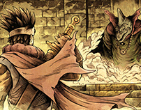 Dragon Quest III Boss Fights