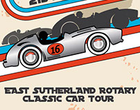 East Sutherland Rotary Classic Car Tour 2016/17