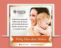 E-mail Marketing - Dia das mães