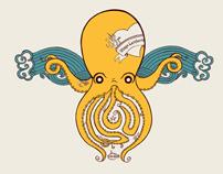Mingo Lamberti t-shirt illustration