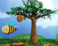 """""""Six Buzzing Bees"""" from Sesame Street S47"""
