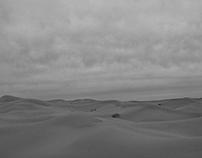 Sin título entre el mar y desierto