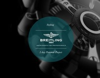Breitling Styling project