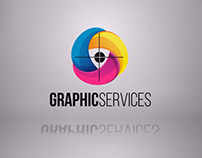 Graphic Services logo animation