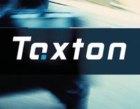 Taxton logodesign