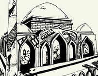 Sharpie Architecture & Illustrations