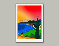 Pomona Studio Prints