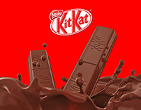 Have a break, have a Kit Kat - CGI