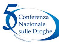5° Conferenza Nazionale sulle Droghe