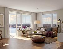 A apartment Interior