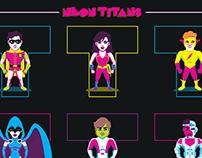 Neon Titans