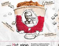KFC hand made