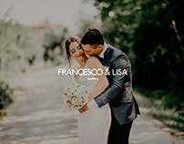 Francesco & Lisa • matrimonio in Toscana •