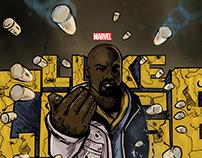 Marvel's Luke Cage Fan art