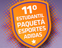 Estudantil Paquetá Esportes Adidas 2011